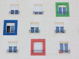 Sąsiedzi w bloku